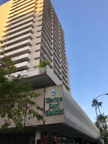 Marine Surf Waikiki 16th Floor - Honolulu, HI 96815