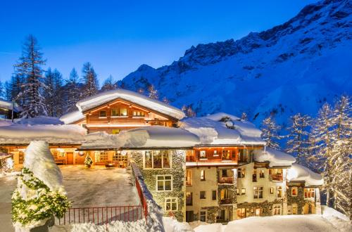 Saint Hubertus Resort - Accommodation - Breuil-Cervinia