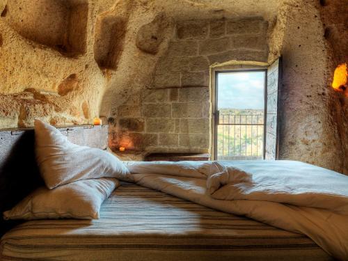Sextantio Le Grotte Della Civita foto della camera