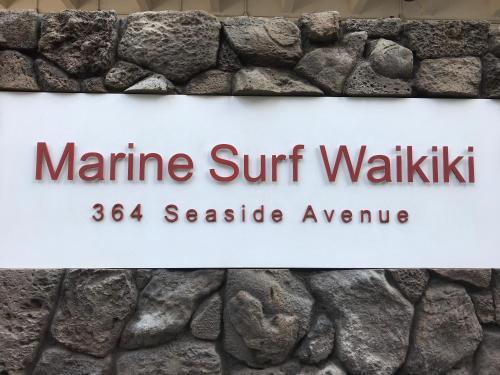 Marine Surf Waikiki 17th Floor - Honolulu, HI 96815