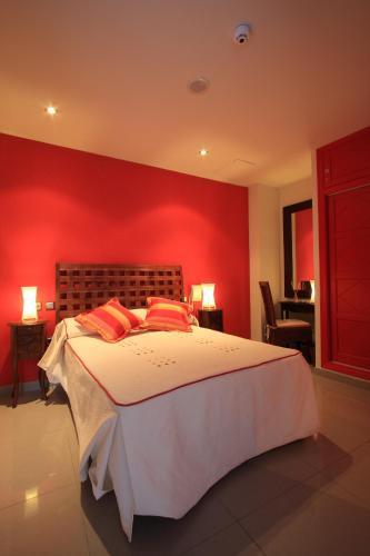 Habitación Doble con acceso gratuito al spa - 1 o 2 camas - Uso individual Casa Baños de la Villa 38