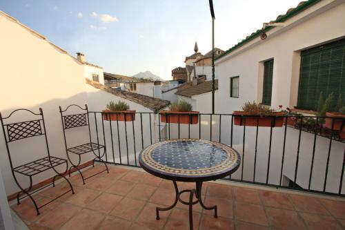 Suite Apartamento de 2 dormitorios con acceso gratuito al spa Casa Baños de la Villa 18