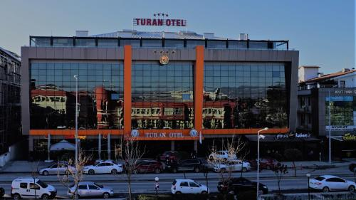 Duzce Turan Otel rooms