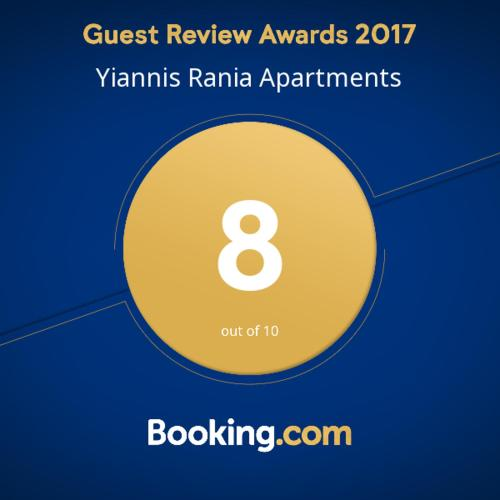 Yiannis Rania Apartments