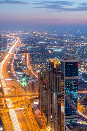 101 Sheikh Zayed Road, Dubai, United Arab Emirates.