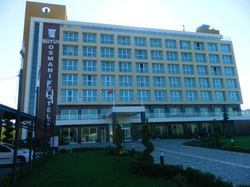 Osmaniye Buyuk Osmaniye Hotel harita