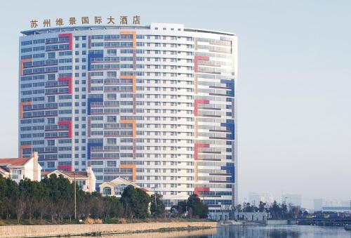 Grand Metropark Hotel Suzhou photo 31