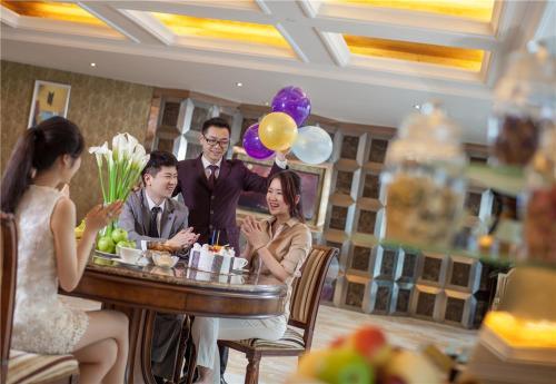 Grand Metropark Hotel Suzhou photo 37
