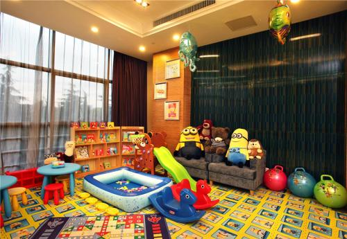 Grand Metropark Hotel Suzhou photo 50