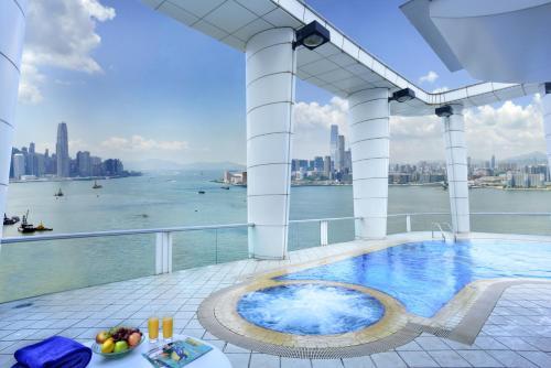 Metropark Hotel Causeway Bay Hong Kong impression
