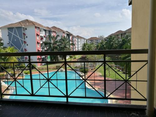 . Pool View Pd Perdana Resort