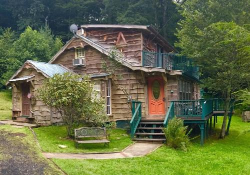 Rushing Stone Cottage - Jefferson