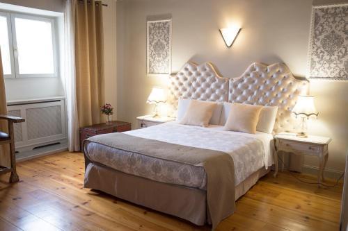 Habitación Doble Deluxe Hostal Central Palace Madrid 20