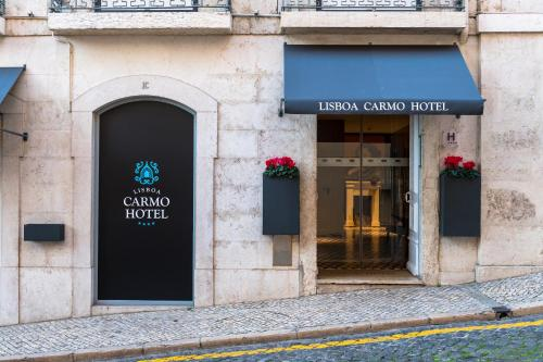 Lisboa Carmo Hotel photo 23