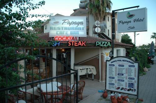 Side Papaya Apart Hotel rezervasyon