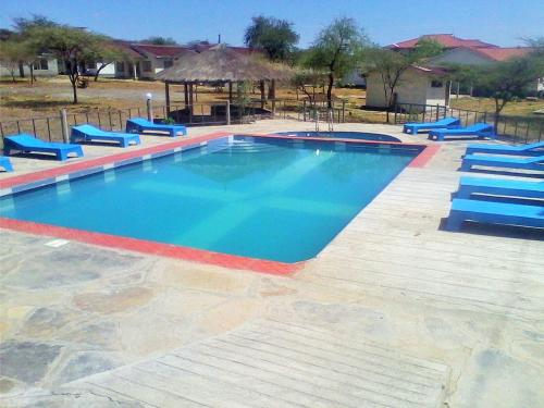 Sandai Resort Lake Baringo