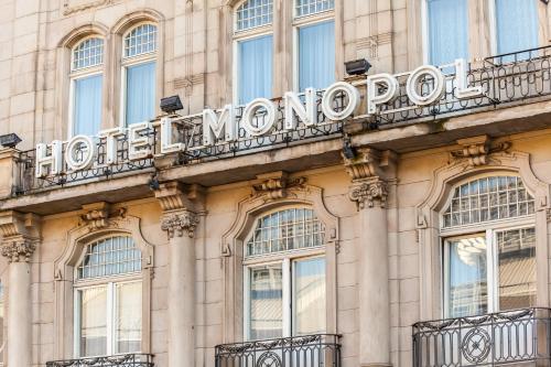 Hotel Monopol - Central Station photo 19