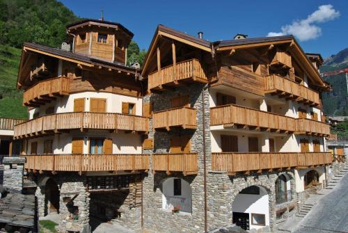 Casa Vacanza La Rocca Chiesa Valmalenco