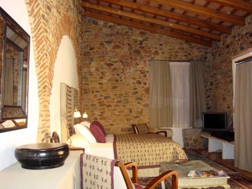 Doppelzimmer Can Carbó de les Olives 40