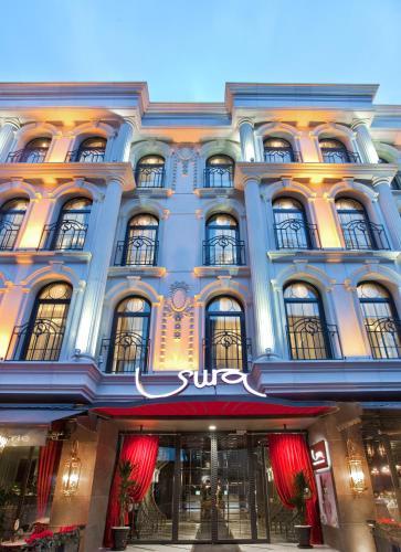 Istanbul Sura Design Hotel & Suites telefon
