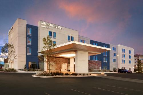 . SpringHill Suites by Marriott Idaho Falls