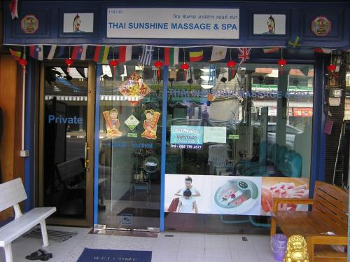 Thaisunshine Guesthouse & Massage Thaisunshine Guesthouse & Massage