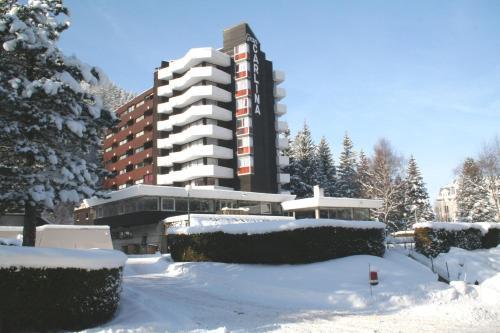 Gran Carlina Hotel Le Mont Dore
