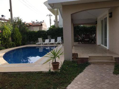 Marmaris Villa Bülent fiyat