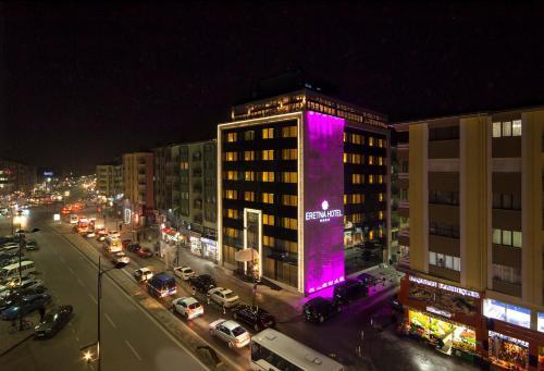 Sivas Eretna Hotel tek gece fiyat