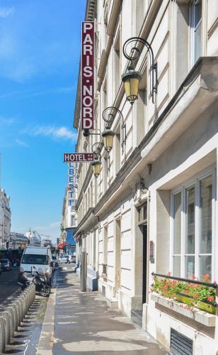 Hôtel Paris Nord - Hôtel - Paris