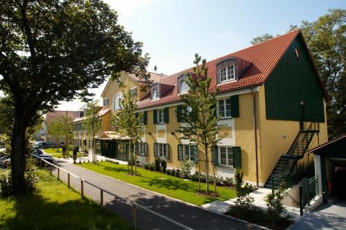Hotel Freisinger Hof photo 22