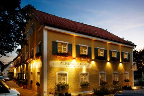 Hotel Freisinger Hof photo 56