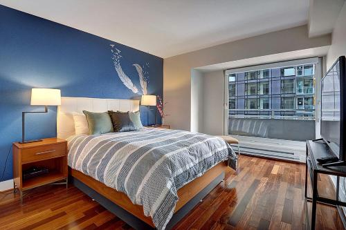 Newmark Tower Seattle Escape Suite   Two Bedroom Apartment