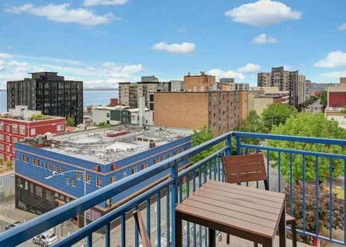 Belltown Court Water View Penthouse   Two Bedroom Apartment