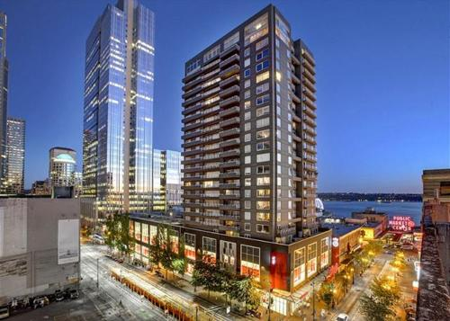 Newmark Pike Place Market Retreat   Two Bedroom Apartment