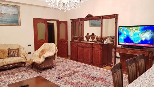 . Luxury city center apartment