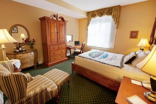 Double or Twin Room The Mimslyn Inn