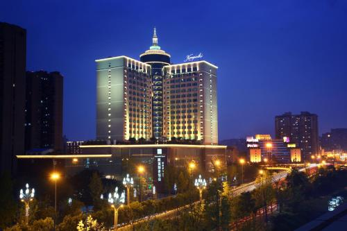 No. 42, 4th Section South Renmin Road, Chengdu, 610041, China.