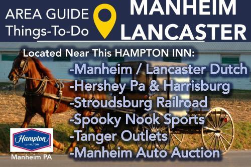 Hampton Inn Manheim in Manheim