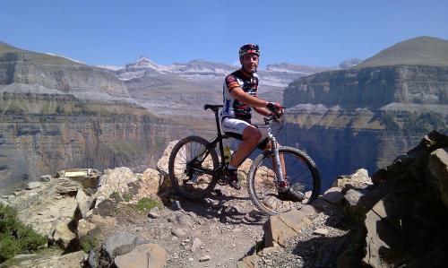 Paquete ciclismo - Habitación Doble - 1 o 2 camas Tierra de Biescas 15