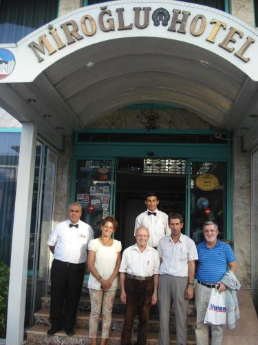 Diyarbakır Miroglu Hotel tatil