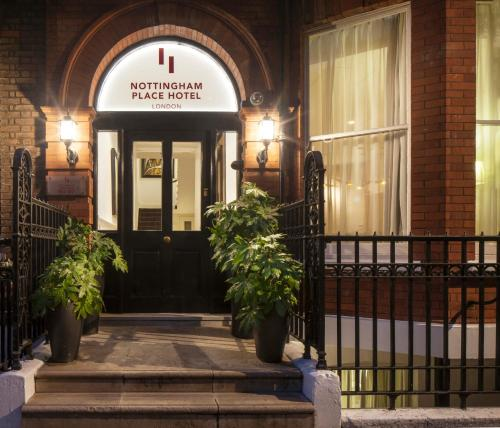 Picture of Nottingham Place Hotel