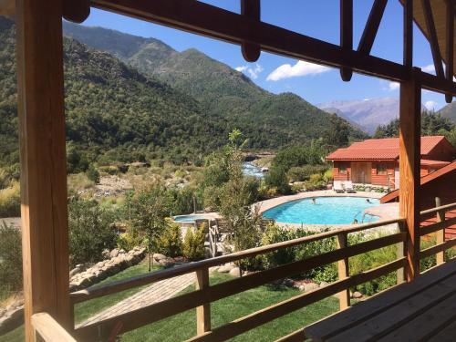 Los Quenes River Lodge - Accommodation - Los Queñes