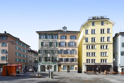 Hirschen, Pension in Zürich
