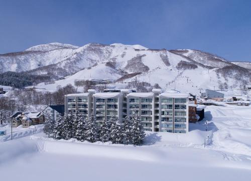 新雪谷地标风景酒店