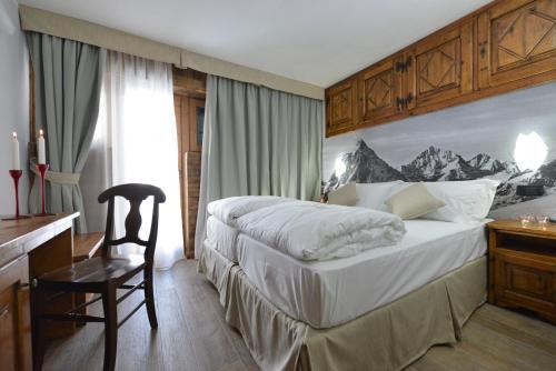 Mollino Rooms - Accommodation - Breuil-Cervinia