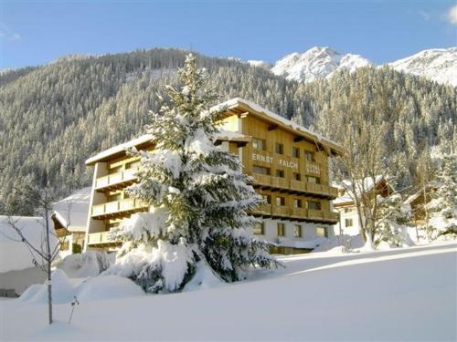 Hotel Garni Ernst Falch St. Anton am Arlberg