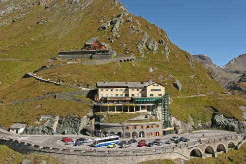 Panoramarestaurant Kaiser Franz-Josefs-Höhe Heiligenblut
