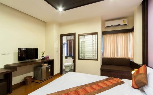 Taraplace Hotel Bangkok photo 35