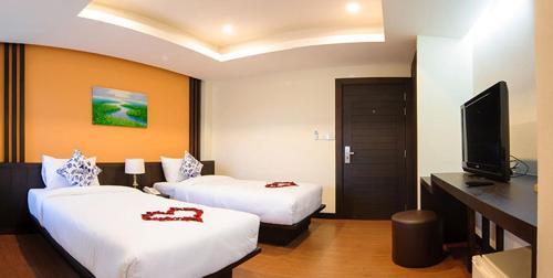 Taraplace Hotel Bangkok photo 39